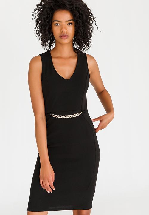 Essential Liverpool Dress Black Contempo Formal Superbalist