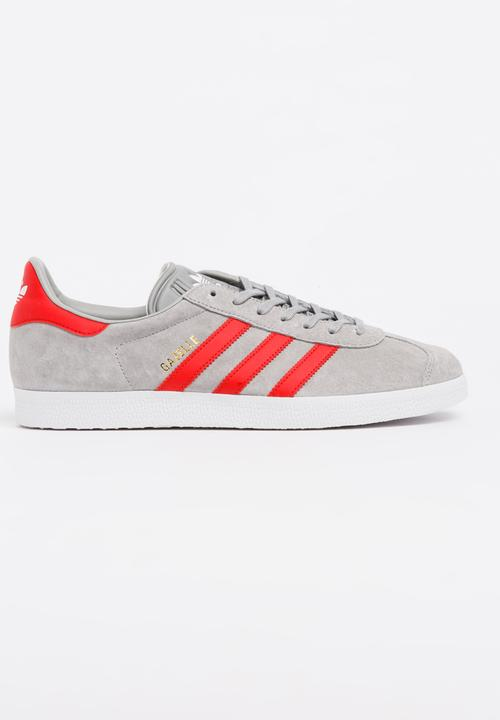 new concept abc23 4f8c6 adidas Originals - Adidas Gazelle Sneakers Grey