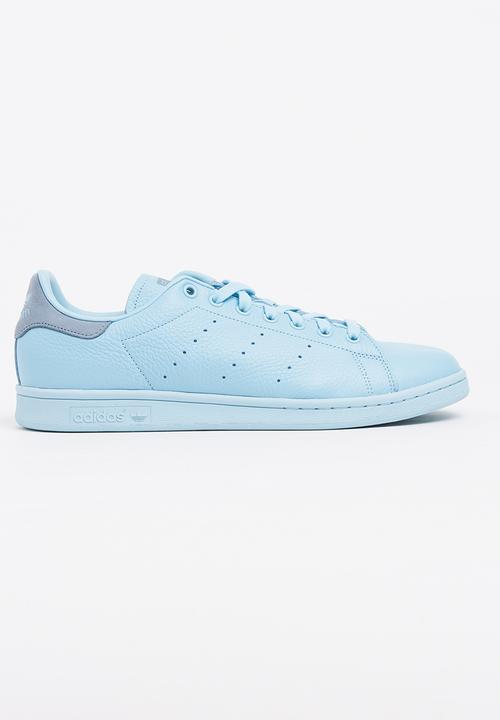 c33a323d0f575f adidas Stan Smith Leather Sneakers Pale Blue adidas Originals ...