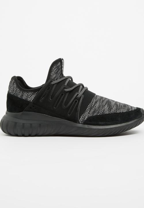 23c18538fc8d Adidas Tubular Radial Sneakers Black adidas Originals Sneakers ...