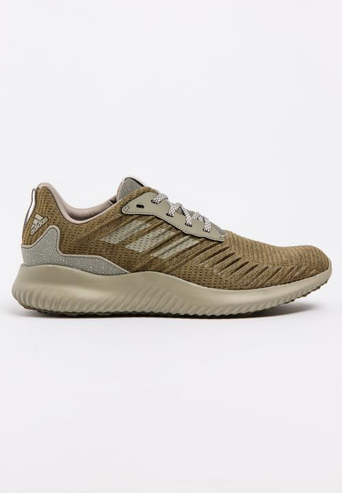 pretty nice 78956 ed5d0 adidas Performance - adidas Alphabounce Trainers Khaki Green
