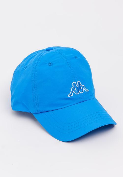Driton Peak Cap Blue KAPPA Headwear  8e9d8903dd3e