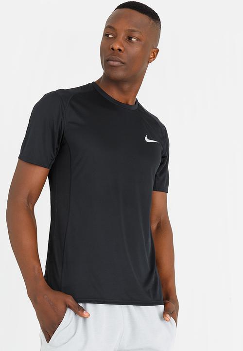 545d82e74 Nike Dry Miler Running Top Black Nike T-Shirts | Superbalist.com