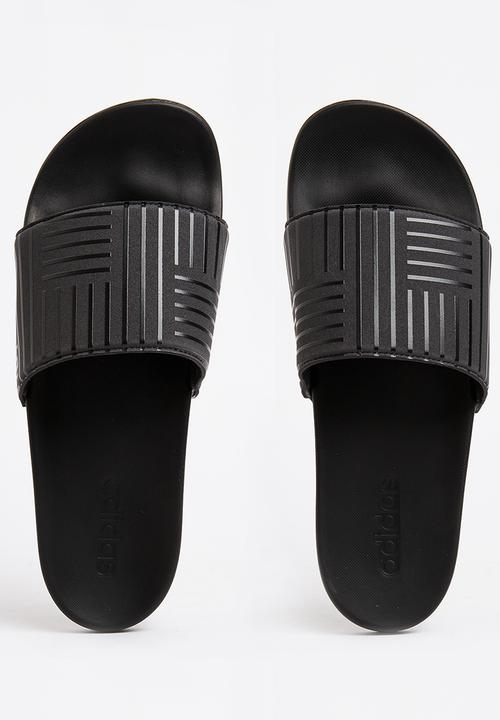 ef52ecb4a8e4 Adilette CF+ tra Slider Sandals Black adidas Originals Sandals ...
