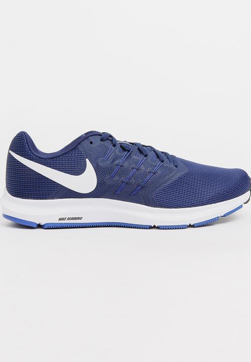 43e8fcb5520f Nike Run Swift Runners Dark Blue Nike Trainers