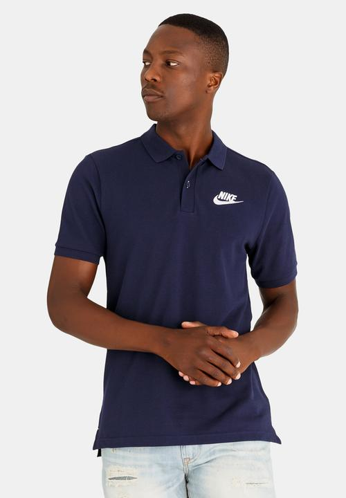 d5203578a NSW Polo Pq Matchup Mid Blue Nike T-Shirts & Vests   Superbalist.com