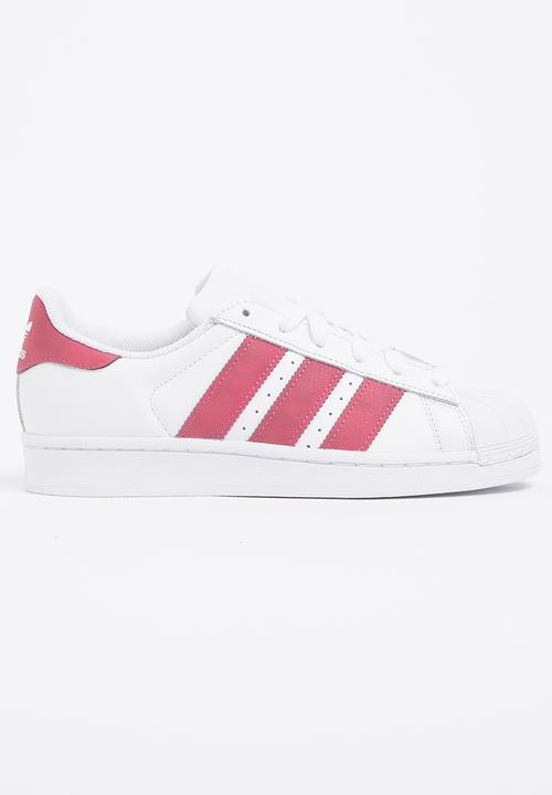 size 40 3e28c 76b0d adidas Originals - Superstar J Sneaker White