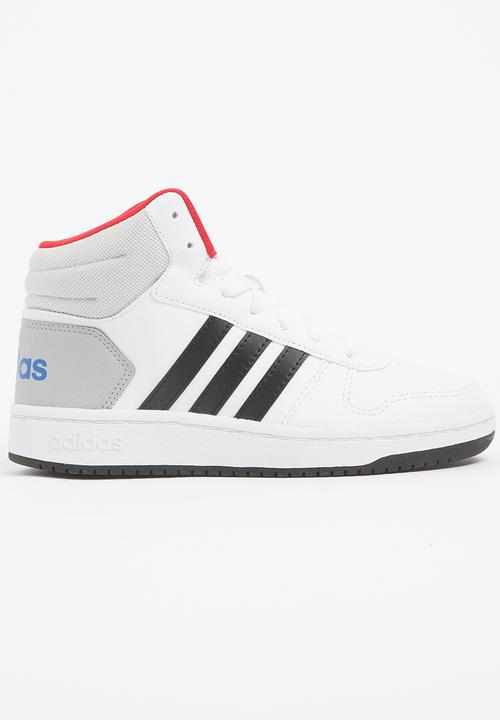 79ad3e1c25e VS Hoops MID 2.0 K Sneaker White adidas Performance Shoes ...