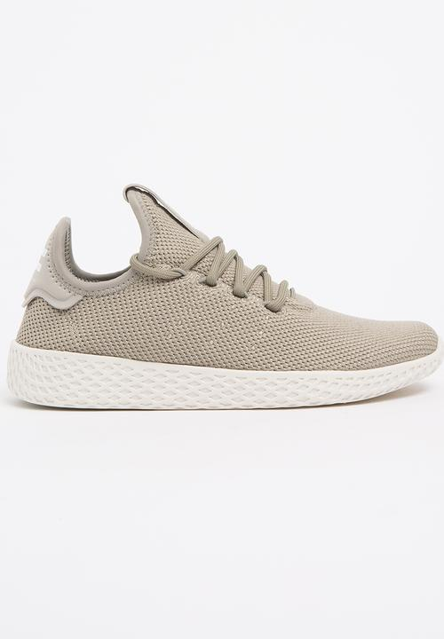 bdf9565f1 PW Tennis HU J Sneaker Khaki Green adidas Originals Shoes ...