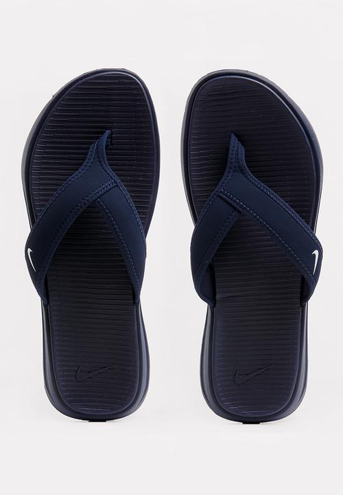 f5687d90e28a Nike Ultra Celso Thong Flip Flops Navy Nike Sandals   Flip Flops ...