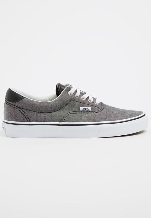 0180ddbbe2d477 Vans - Era 59 Dark Grey. ON SALE