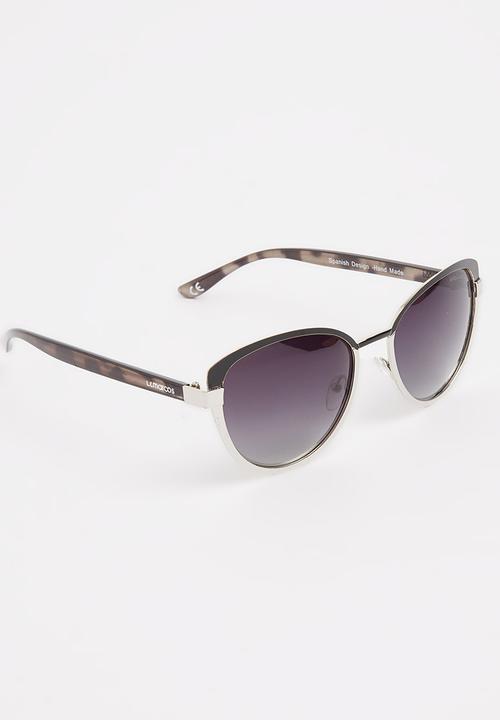 1ce1b179fc Mendez Alvaro Polarized Cat-eye Sunglasses Black Lentes & Marcos ...