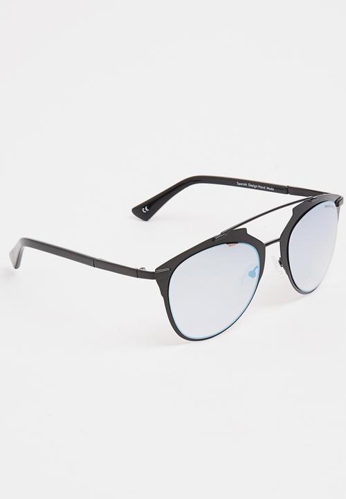 6d4009130d Carpetana Polarised Mirrored Sunglasses Black Lentes & Marcos ...