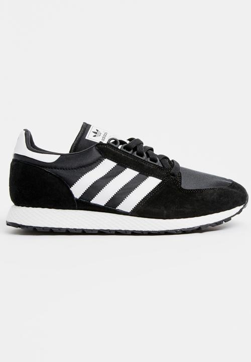 sports shoes 9e8d9 0ba14 adidas Originals - adidas Oregon Sneakers Black and White