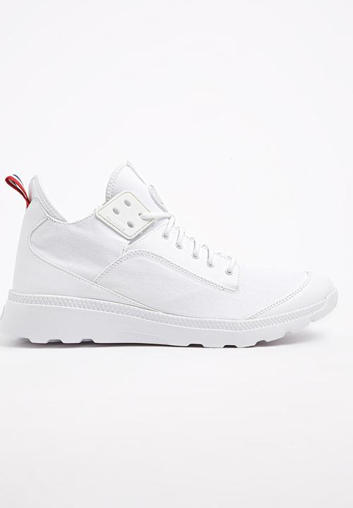 0a8347466a Palladium Desvilles Sneakers White Palladium Sneakers | Superbalist.com