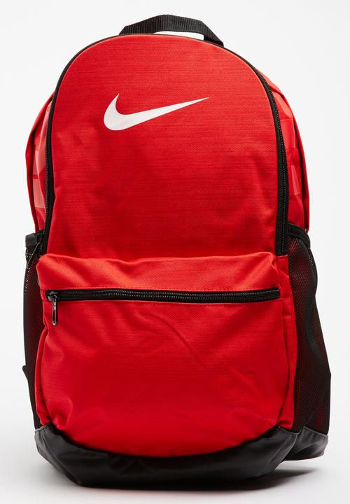 b619c8343897 Nike Brasilia Training Backpack Red Nike Bags   Wallets ...
