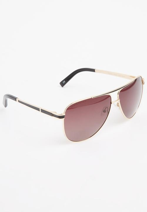79c58ed11b Usera Aviator Sunglasses Gold Lentes & Marcos Eyewear | Superbalist.com
