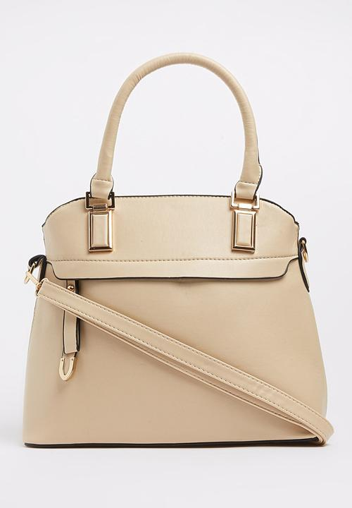 10d808d9f511 Structured Tote Bag Cream Moda Scapa Bags   Purses