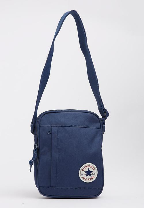 0c81263aeacc Converse Cross-body Bag Navy Converse Bags   Purses