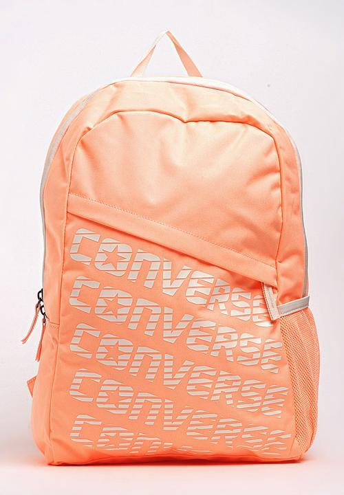 0daac15b474 Converse Speed Backpack Peach Converse Bags & Purses   Superbalist.com