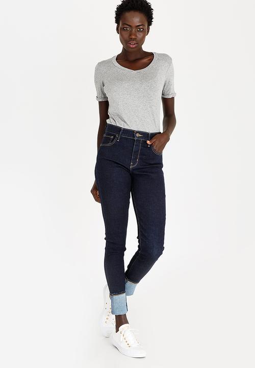 42b2b7cd6b3 720 High Rise Super Skinny Jeans Dark Blue Levi s® Jeans ...
