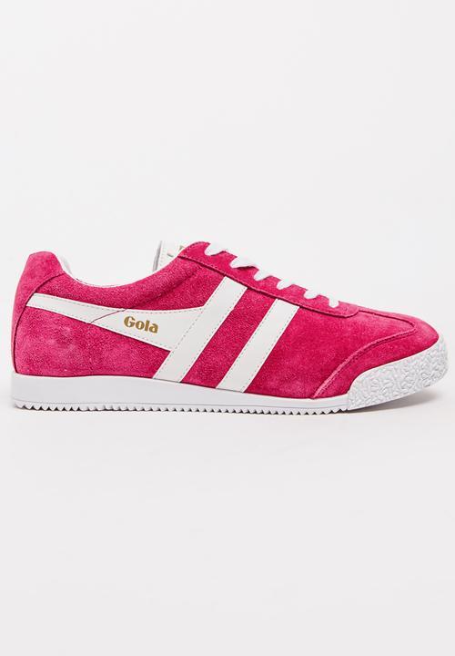 ba12cc085ed4 Harrier Sneakers Dark Pink Gola Sneakers