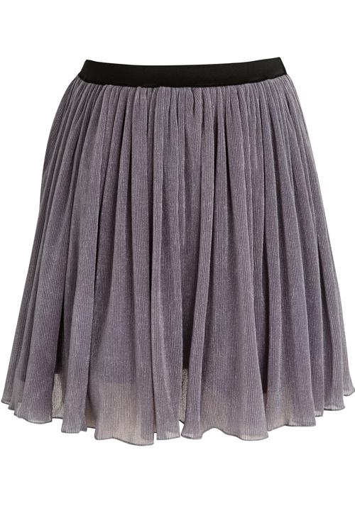aaec2b9a9 Gathered Tulle Skirt Dark Grey name it Dresses & Skirts ...