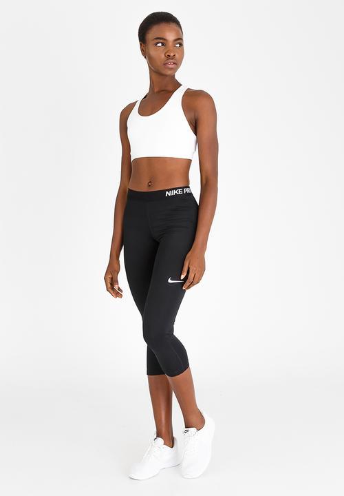 8d8792b788e524 Nike Pro Cool Training Capri Leggings Black Nike Bottoms ...