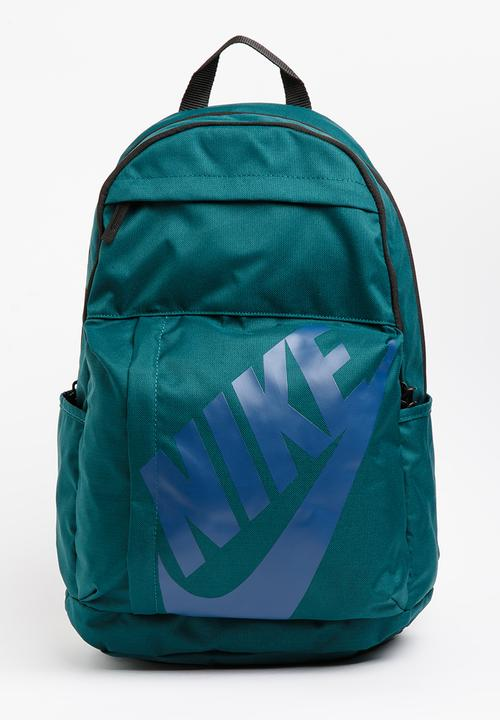 Nike Elemental Backpack Dark Green Nike Bags   Wallets  c2859dc9aa070