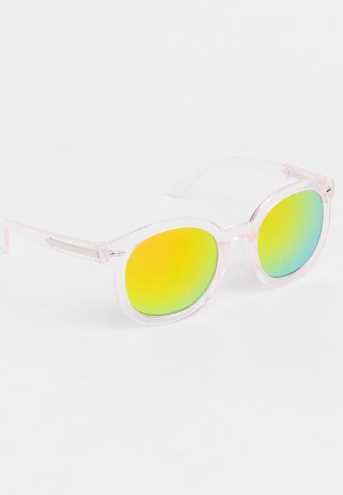 697c634f0b22 Girls Plastic Sunglasses Pale Pink POP CANDY Accessories ...