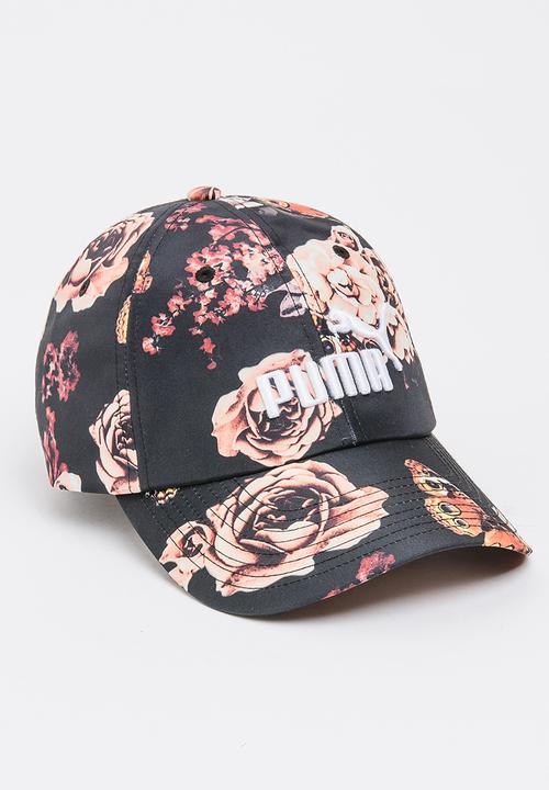 Graphic Baseball Cap Floral PUMA Fashion Accessories  a10ec527c80