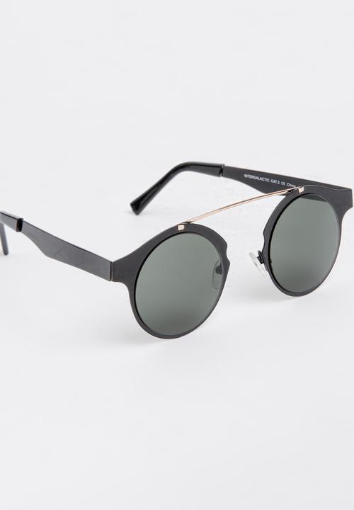 b3da6926e3e Intergalactic Sunglasses Black Spitfire Eyewear