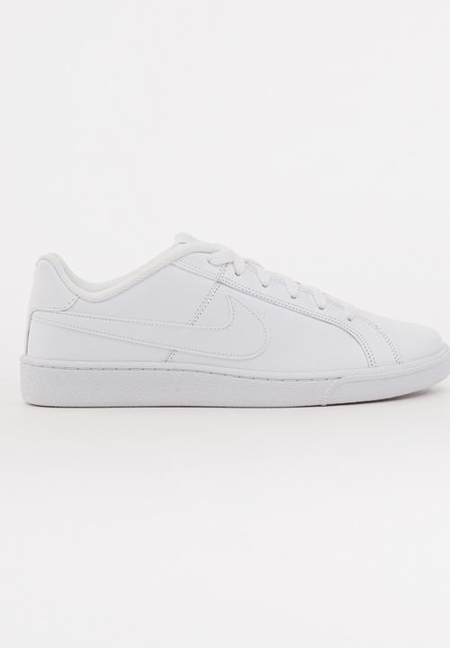 af0438bf0ec DNU Court Royale Tennis Shoes White Nike Sneakers