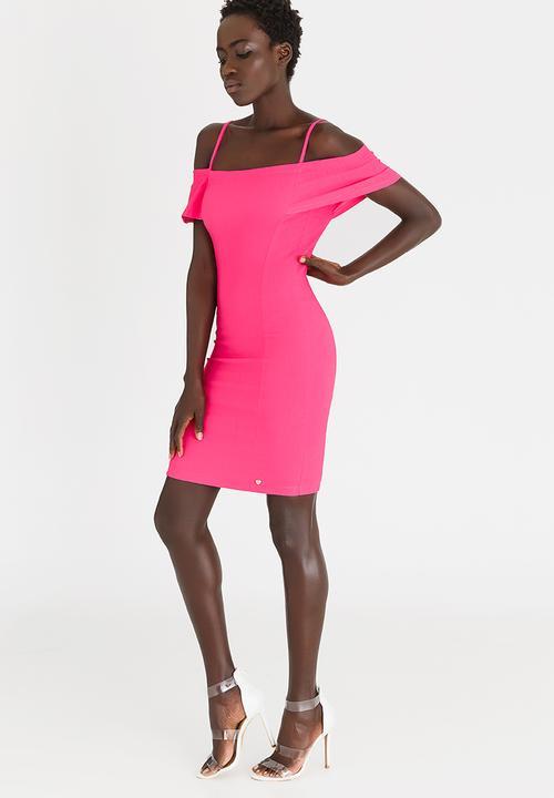Dark Pink Dress