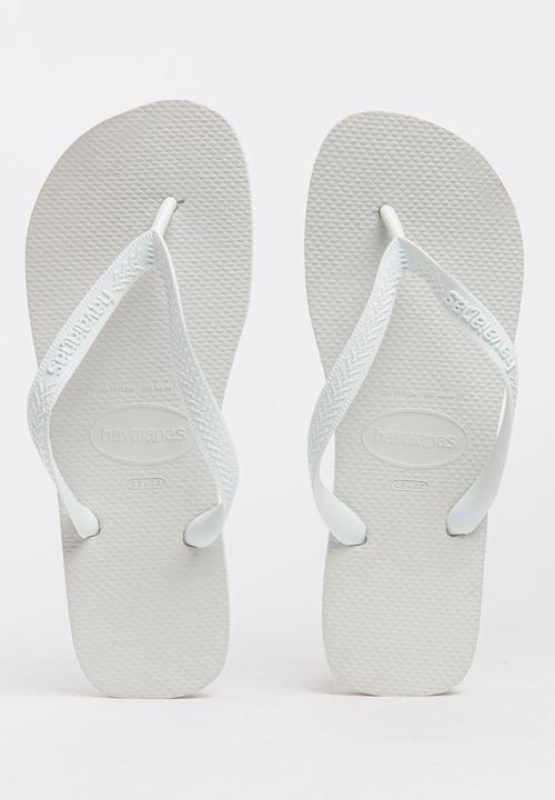 96e62db39 Havaianas - Top Brand Flip Flops White. ON SALE
