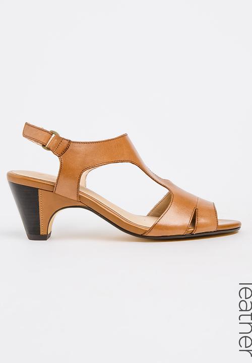 Heeled Ladies Leather Heeled Ladies Heeled Sandals Sandals Tan Tan Leather Ladies Leather Yfg7ybvmI6