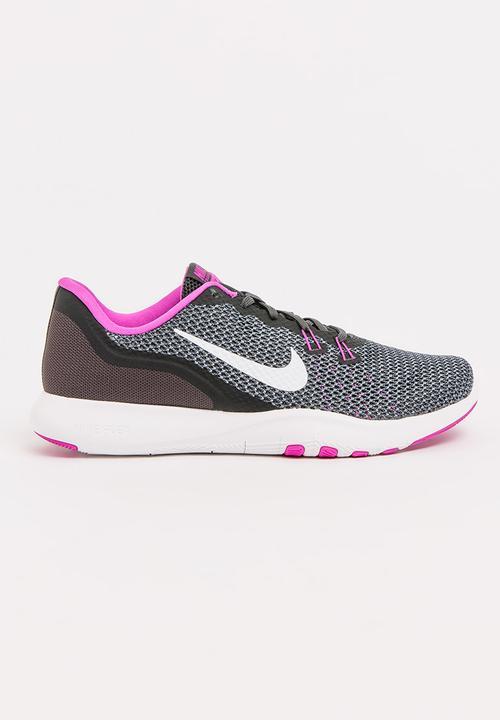 competitive price 47092 ec76e Nike - Nike Flex TR 7 Training Sneakers Dark Grey