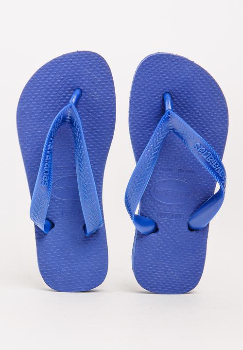 a83402e04777 Kids Top Flip-flops Blue Havaianas Shoes