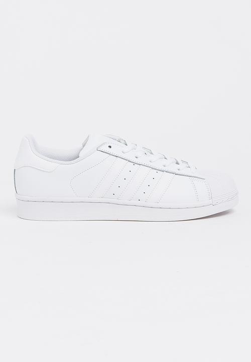 on sale 8c903 c4c8a Superstar foundation - white