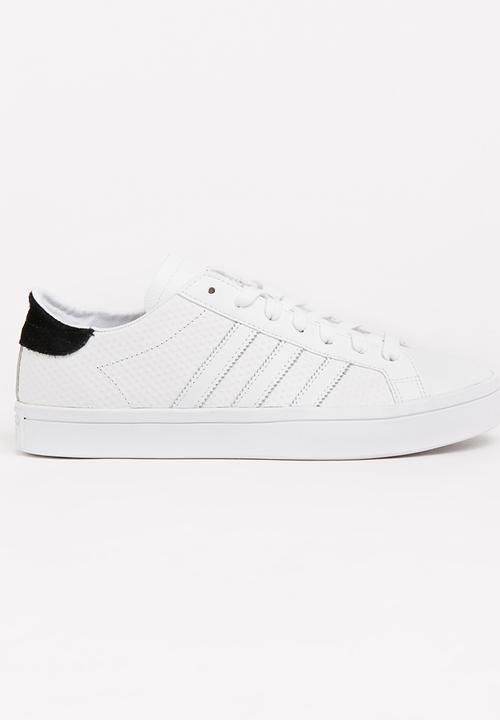 Court Vantage - BY9235 - White   Core Black adidas Originals ... cb6fff372973