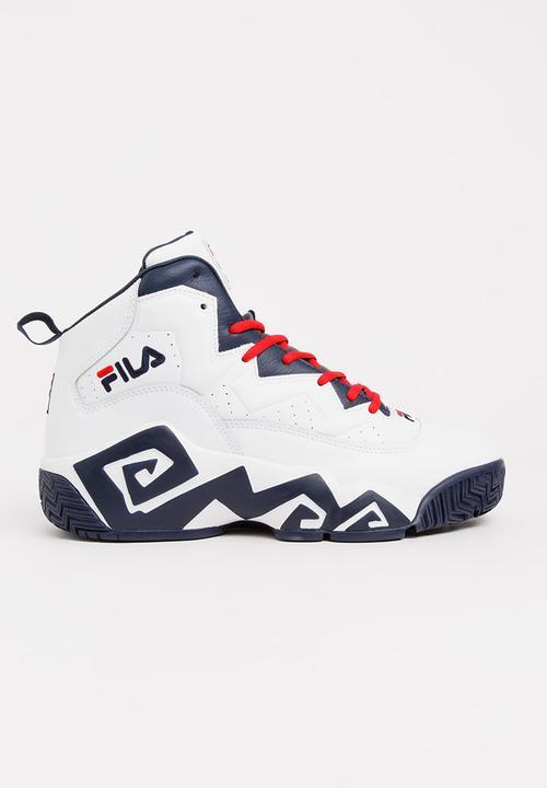 2fe0720a860f Fila MB Sneakers White FILA Sneakers
