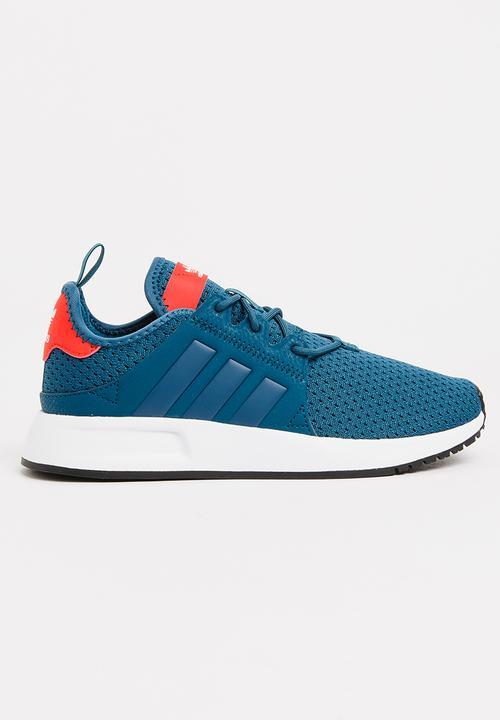 25867bd504ea X PLR Sneakers Turquoise adidas Originals Shoes