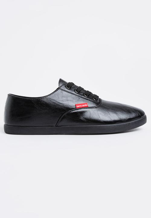 Everyday Sneakers Black Pierre Cardin
