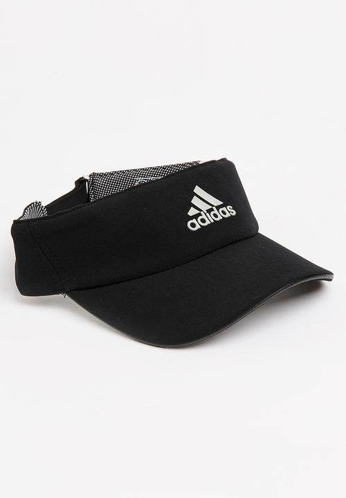 e077325d adidas Climalite Visor Black adidas Performance Headwear ...