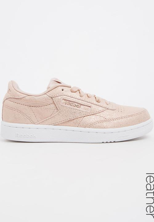 1b4b391c3c0 Club C Sneaker - Rose gold Reebok Classic Shoes