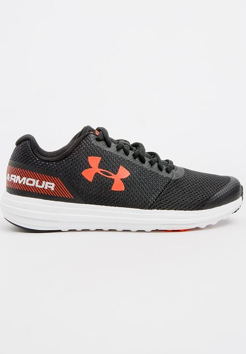 sneakers for cheap ba4c3 e28ed Under Armour - UA BGS Surge RN Sneaker Black