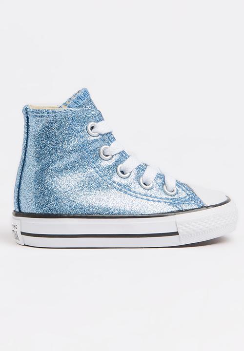 061ca83f72c336 coupon for converse chuck taylor all star hi light sneaker blue d0c8d cc165