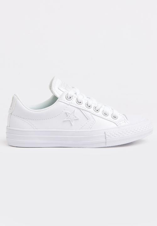 bb558fe8b2c5 Star Player Ev Ox Sneaker White Converse Shoes