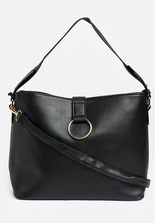 Shoulder Bag Black Moda Scapa Bags   Purses  db3a70ca415c9