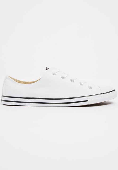 f32f56b7140 Chuck Taylor All Star dainty - White Converse Sneakers